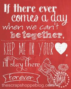 printable valentine quotes   22 Free Valentine's Day Printables