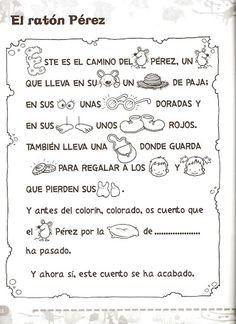 PREESCOLARES: CUENTOS ILUSTRADOS