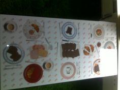 De lunchtafel van een van de initiatiefnemers van De Telefooncentrale: GTP Vastgoed. Eet smakelijk