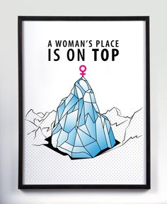 """Anna Purna - Woman's Place Is On Top"""" Climbe"""