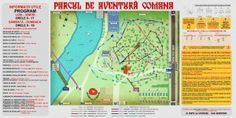 Parc de Aventura Comana by Casa Comana! Map, Kids, Location Map, For Kids, Maps, Children, Young Children, Kid, Kids Part