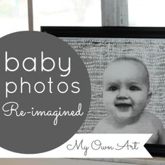 My Own Art: Turning Your Photos Into Artwork » Daily Mom