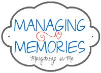 How to Manage the Memories - Organizational tips for all things Memory Related!