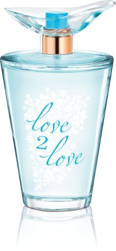 Coty Love 2 Love Bluebell + White Tea (2015) {New Fragrance}