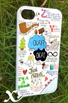 the fault in our stars 2  iPhone 4/4s/5/5c/5s Case  by KALIDORO, $15.00