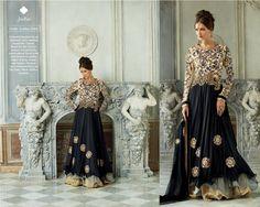 Designer wear Anarkali suit