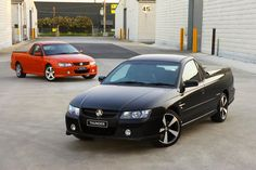Holden Commodore SS V8 VE ute