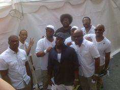 Naturally 7 and The Roots at Philly 4th of July Jam 2012