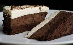 Δροσερό+γλυκό+τριπλής+σοκολάτας