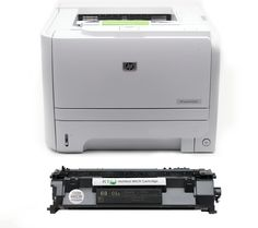 RT MICR P2035 Check Printing Package: LaserJet Enterprise P2035 Printer and 1 CE505A Modified MICR Toner Cartridge 2.3k Yield for Printing Checks. LaserJet Enterprise P2035 Printer with 1-Year Warranty. RT CE505A Modified MICR Toner Cartridge with Lifetime Warranty. Yield: 2,300 standard pages; prints 6,900 checks @ 3 per page. RT is the manufacturer of this Modified MICR toner cartridge. HP does not manufacture MICR toner cartridges. The listing of any HP product is not intended to imply...