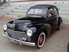 Auto Peugeot, Peugeot 203, Vintage Cars, Antique Cars, Baghdad Iraq, Volkswagen, Old Cars, Custom Cars, French Vintage