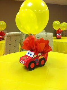Ideas para tu Fiesta: Cars Party