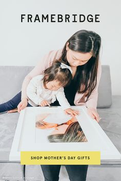 You put a lot of thought into your Mother's Day gifts. So do we. Create a personalized gift for Mom in minutes. Picture Frames Online, K2, Beautiful Gifts, Craft Fairs, Online Art, Custom Framing, Gifts For Mom, Stuff To Do, Decorating