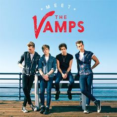 Meet the Vamps CD cover