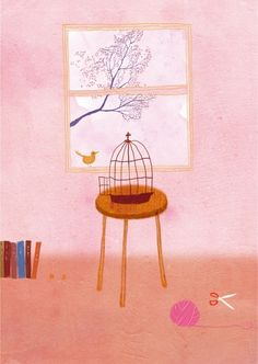 Unknown artist - Home. Source: http://yoshinori.mozneko.boo.jp/?eid=1000276
