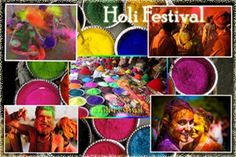 Visit India during the Holi Festival-Holi is a religious spring festival that is celebrated by Hindus, right after winters and is one of the major festivals of India. It is called the Spring Festival - as it marks the arrival of spring the season of hope and joy and is the most vibrant of all. The main day, Holi is celebrated by people throwing colored powder and colored water at each other. People walk down their neighborhoods to exchange colours and spraying colored water on one another.