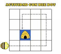 ROBÓTICA EDUCATIVA INFANTIL | Actividades con BEE BOT Computational Thinking, Help Teaching, Always Learning, Kindergarten, Lego, Preschool, Math, Apps, Coding Classes