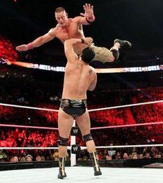 Hell in a Cell 2013: John Cena vs Alberto Del Rio - World Heavyweight Championship