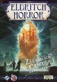Eldritch Horror: Zeichen von Carcosa Erweiterung
