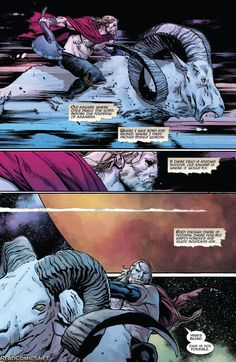 The Unworthy Thor (2016-) 1 Page 18