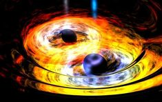 """Once upon a time, two black holes collided, releasing energy which undulates across the universe. Little is known about these reverberations - dubbed """"gravitational waves"""" - including how they were formed in the first place. However, a University of Birmingham astrophysicist told Sputnik science may now have the beginnings of an answer."""