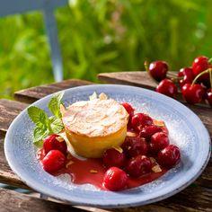 Découvrez la recette du cheesecake aux cerises