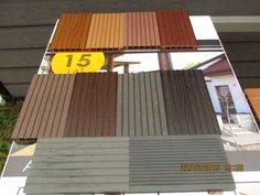 Wpc Terrassenplatten terrassenplatten expo dekor in holz optik eiche hell via terrasse