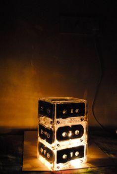 Cassette lamp