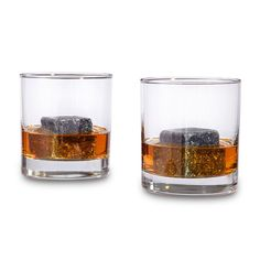 For the guy who enjoys some liquor at home to kick back and relax, the Whiskey Stones ($20) will be a fun and suitable gift for him.