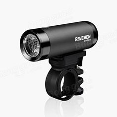 RAVEMEN CR300 300LM German Standard Anti-glare 6 Modes Bike Light Wired Remote IPX6 USB Rechargeable Sale - Banggood.com