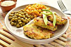 Вкусные и сытные рисовые котлеты с кабачком – великолепный вариант для постного меню. Приготовим котлетки из риса MAKFA, с кабачками и зеленым луком. Продукты: Рис MAKFA (в пакетиках) - 1 пакетик (8…