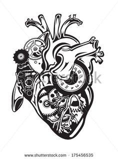 Human Heart Fotos, imagens e fotografias Stock | Shutterstock