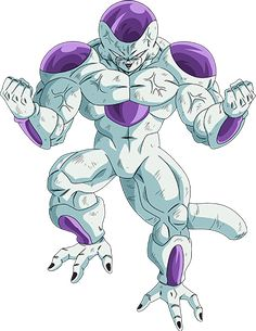 Goku Ultra Instinct - Jiren render [Xkeeperz] by on DeviantArt Goku Vs Frieza, Bardock Super Saiyan, Lord Frieza, Comic Villains, Dbz Characters, Dragon Ball Gt, Pictures To Draw, Drawing, Character Art