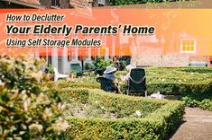 This self storage modules guide will show you how decluttering your elderly parents' home can give them peace of mind and security whilst being clutter-free Self Storage, Busy Life, Decluttering, Storage Solutions, Rid, Parents, Check, Home, Dads