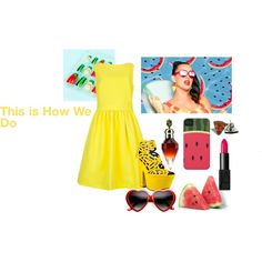 A fashion look from September 2014 featuring Ted Baker dresses and Michael Antonio sandals. Browse and shop related looks. Ted Baker Dress, Open Back Dresses, September 2014, Katy Perry, Fashion Looks, Summer Dresses, Sandals, Outfits, Shopping