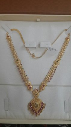 Gold Jewelry Simple, Gold Wedding Jewelry, Simple Necklace, Necklace Set, Bridal Jewelry, Gold Mangalsutra Designs, Gold Earrings Designs, Gold Jewellery Design, Necklace Designs