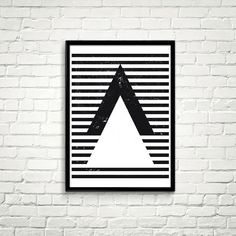 Abstract Art Prints Printable Graphic Poster by ILovePrintable