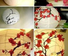 Please visit postingan Diy Japanese Decor Ideas To read the full article by click the link above. Home Crafts, Diy Home Decor, Diy And Crafts, Arts And Crafts, Paper Crafts, Fall Crafts, Papier Diy, Diy Casa, Creation Deco