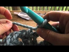 Claire's Cowl on the television show Outlander - Crochet Tutorial Part 1 with Foundation Chain - YouTube by polly foo foo