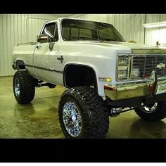 80's Chevy Truck