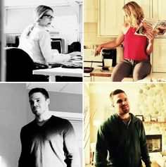 This is just perfection #Olicity