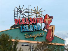 Pleasure Island at Downtown Disney, Walt Disney World, FL