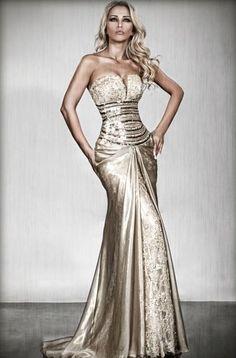 Les 50 plus belles robes de soirées 2011