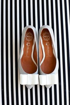 White bow shoes - My Fash Avenue