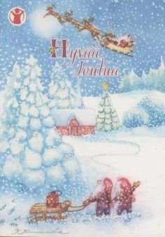 Katri Kuusela Finland, Christmas Cards, Stamps, Diagram, Map, Christmas E Cards, Seals, Location Map, Stamping