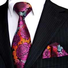 The Perfect Rose (Limited) - w/ Pocket Square