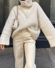 Fall Winter Outfits, Autumn Winter Fashion, Look Fashion, Fashion Outfits, Moderne Outfits, Winter Fits, Mode Inspiration, Looks Style, Cute Casual Outfits
