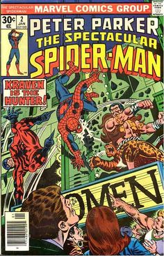 Peter Parker, The Spectacular Spider-Man # 2 by Al Milgrom & Frank Giacoia