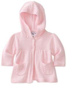 pink newborn cardigan - Google Search