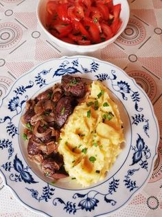 Jacque Pepin, Foie Gras, Risotto, Mashed Potatoes, Cooking Recipes, Ethnic Recipes, Food, Easy Food Recipes, Chicken